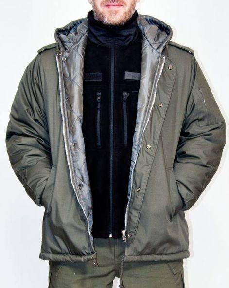 Bélelt téli kabát 532d3a128f